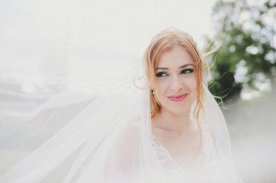 TUDO o que deve saber sobre uma boa maquilhagem de noiva: Sónia Moreira revela-nos os seus segredos!