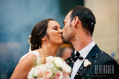Cómo relajar los nervios antes y durante la boda: 12 consejos útiles
