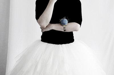 Laurent Kapelski, un créateur de robes de mariée sur mesure aux doigts de fée et au talent inépuisable !