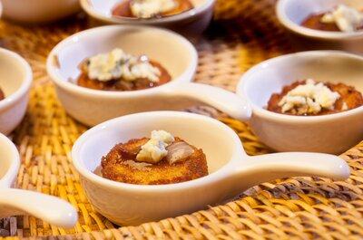 Surpreenda seus convidados com uma verdadeira experiência gastronômica!