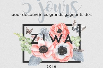 Les ZIWA 2016 se terminent dans 5 jours! Avez-vous voté?