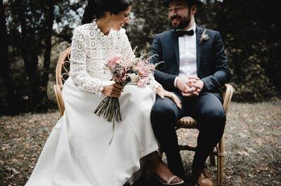Siete originales ideas para crear una boda con temática viajera