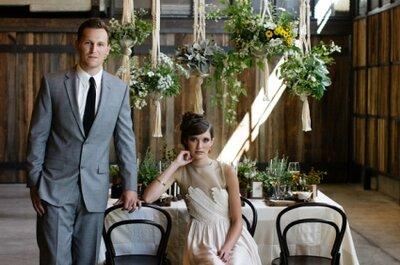Live Plants as Wedding Decor & Favors: Organic, Sustainable, Beautiful