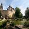 Schlosspark - schöner Empfang mit Teich
