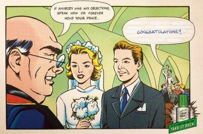 Il matrimonio e la vita di coppia raccontati dagli spot. La pubblicità tra cliché e nuove idee