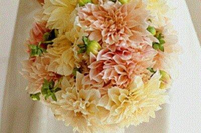 Ramos de novia para un matrimonio veraniego