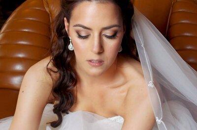 Os 10 sagrados mandamentos para uma maquilhagem de sonho: resplandecente no grande dia!