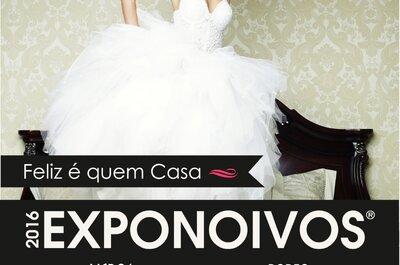 A maior feira de noivas do País está quase a chegar: não perca a EXPONOIVOS®