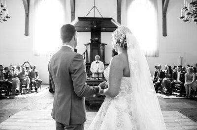 Leuke weetjes over een kerkelijk huwelijk!