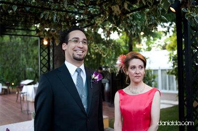 El papel de la madrina en las bodas