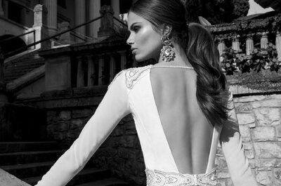 Свадебные платья для соблазнительных невест. 69 вариантов