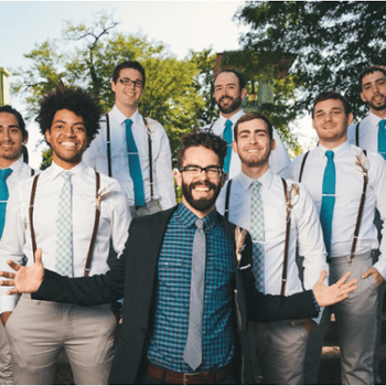 Grooms with beards: Love it or shave it?
