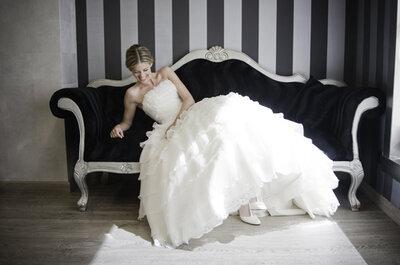 Apuesta por una fotografía de boda natural que evoque sentimientos