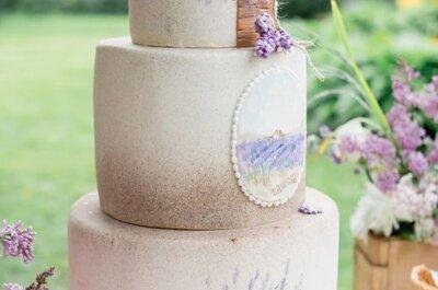 Ход конем: свадебный торт, который обязательно покорит ваших гостей!