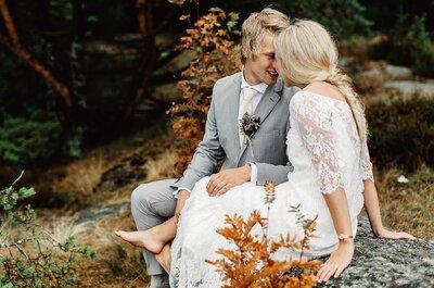 10 creatieve ideeën voor een onvergetelijk huwelijksfeest!