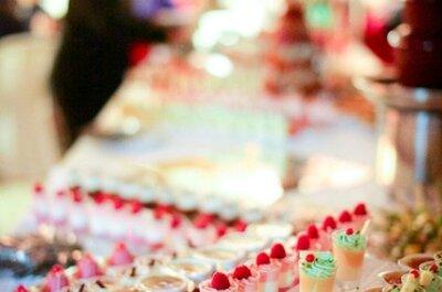 6 idées pour rendre votre cocktail de mariage convivial