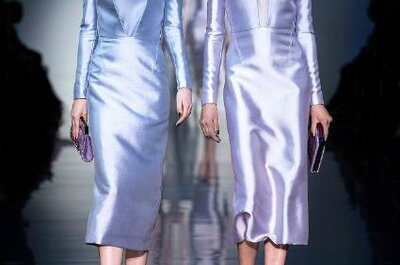 Belíssimos vestidos de festa azul claro