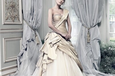 Ian Stuart 2015 Lady Luxe: Luxurious and Glam Bridal Collection