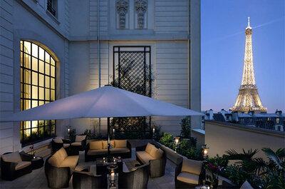 Le Shangri-La Hotel Paris, partenaire du Printemps Haussmann, vous donne rendez-vous !