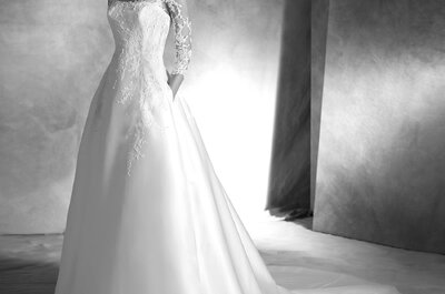 Brautkleider 2016: Entdecken Sie die neuen Kollektionen genialer Designer!