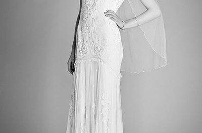 Coleção vestidos de noiva Temperley London 2012