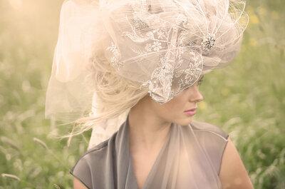 Hoed voor de moeder van de bruid - helemaal hot!