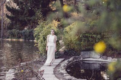 Matrimonio anni '20: una sposa ribelle con l'eleganza di una diva di Hollywood
