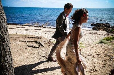 Les colocataires amoureux : Le joli mariage franco-mexicain de Paola et Matthieu !