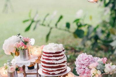 Los 15 mejores Candy Bar de instagram: ¡Inspírate con estas ideas para tu boda!