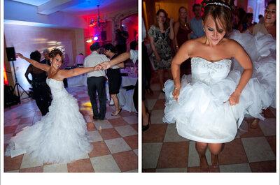 Se marier un 14 juillet... Aurélie et Julien l'ont fait!