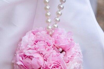 Wedding Flowers & Inspiration: Perfect Peonies