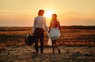 Magda, to piękność w koronkowej sukni, a Kamil, to chłopak z gitarą. Zobacz idealny ślub i sesję!
