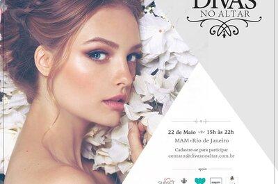 Divas no Altar: evento já tem data marcada no MAM do Rio de Janeiro!