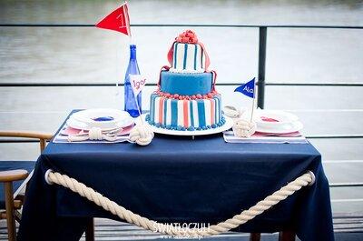 Pomysł na ślub tematyczny: morskie opowieści!