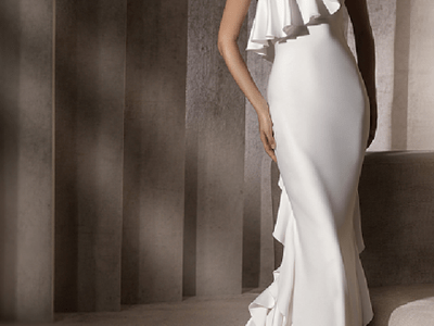 Brautkleider 2012 – Top-Modelle für High Heels
