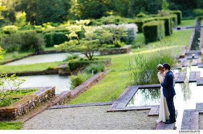 Gwendoline et Jean-Marc : leur superbe mariage coloré, organisé en 80 jours !