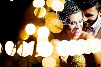Vanessa & Junior: Casamento DIY super divertido e romântico em Santa Catarina!