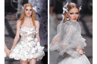 Los detalles statement de YolanCris: Vestidos de novia 2015 con las mejores tendencias
