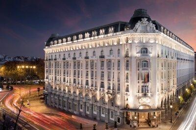 Los 10 mejores lugares de lujo para bodas de Madrid