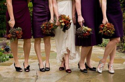 Jesienne wesele inspirowane podróżą - pomysł na motyw przewodni ślubu