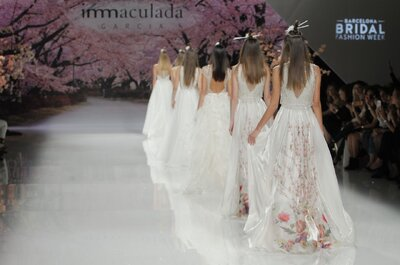 My Couture, My Essentials and My Secrets: Inmaculada García collections for 2017!