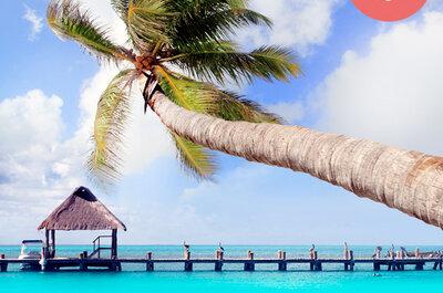 Lua de Mel em Cancun: uma experiência única e inesquecível na vida do casal