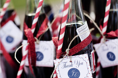The best thank you gifts for your wedding guests