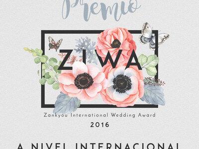 Premiados en los ZIWA 2016 a nivel internacional
