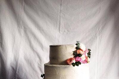 Winter Cakes: brancos e deliciosos