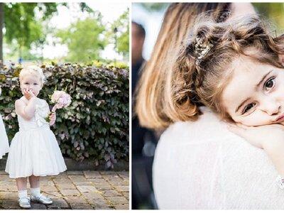 5 dingen die je moet weten voordat je aan jonge bruidsmeisjes of bruidsjonkers begint