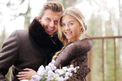 Свадьба в русском стиле: душевное событие на современный лад