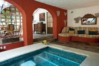 10 haciendas para boda cerca de Cuernavaca: Morelos a tus pies