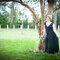 Robe de mariée L'art des courbes