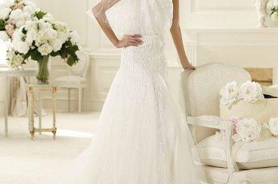 Manuel Mota 2013 dla Pronovias - kolekcja sukien ślubnych